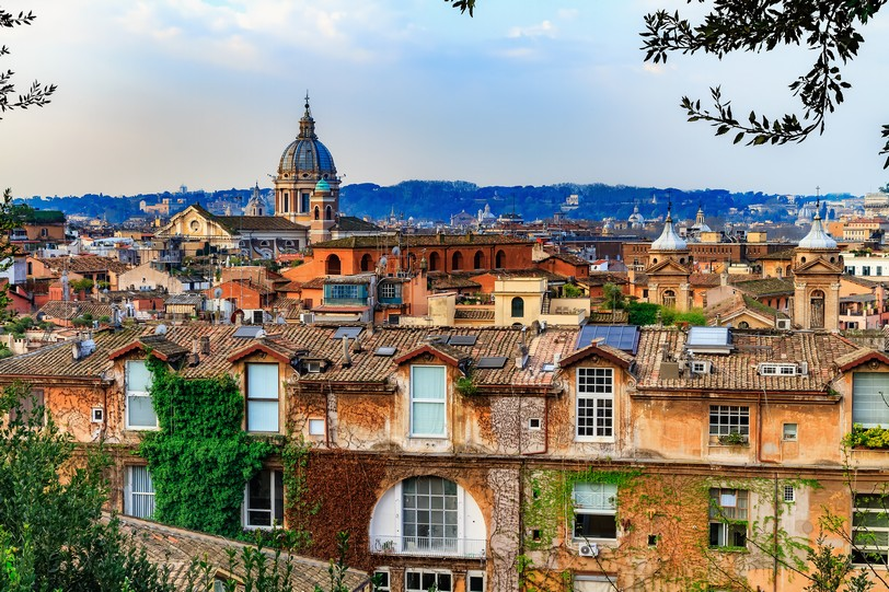 Rome_Bella Roma. Lovely View from the Pincio Landmark_Italy_shutterstock_290416655.jpg