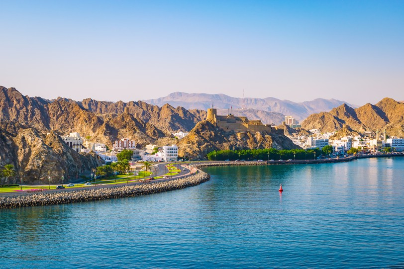 Waterfront of Muscat, Oman shutterstock_1012269667.JPG