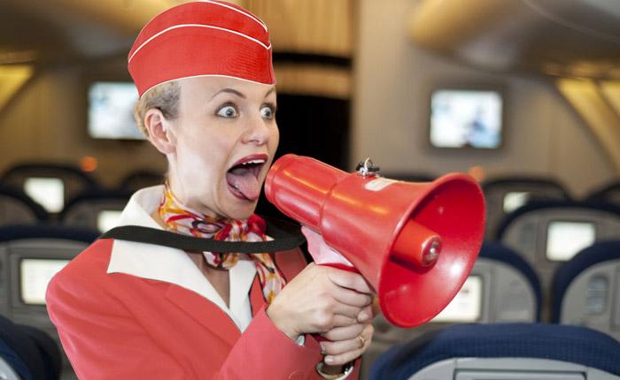Траханье со стюардессой — photo 13