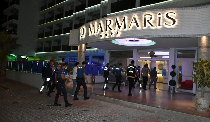 СМИ: российских туристов выселили из отеля в Турции посреди ночи