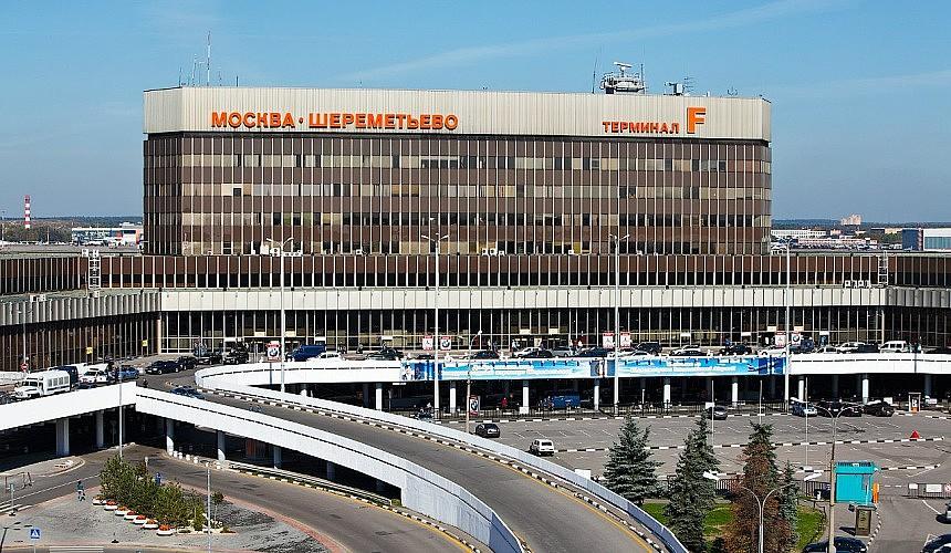 В Шереметьево восстановили работу поездов между терминалами