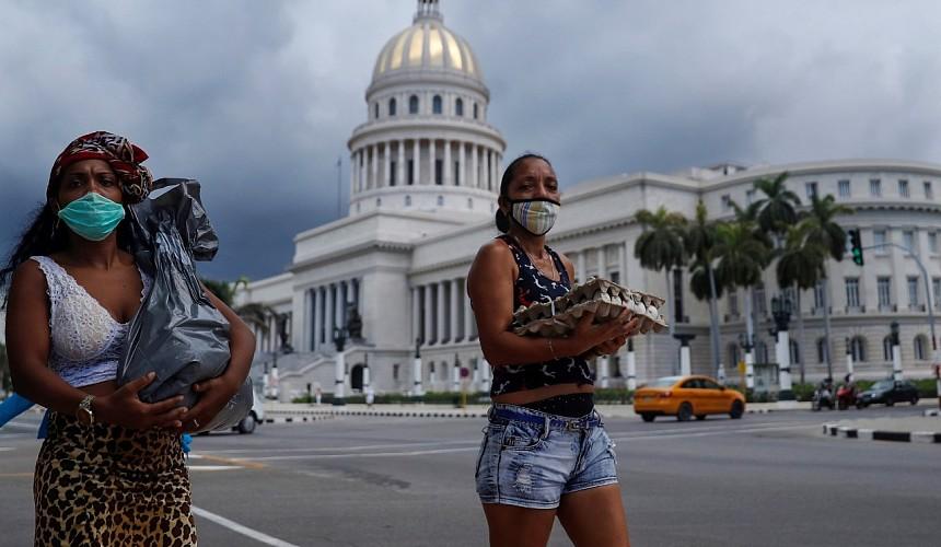 Куба отменяет обязательный ПЦР-тест для российских туристов