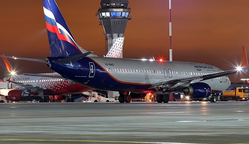 «Аэрофлот» распродает билеты на рейсы в города России по специальным ценам