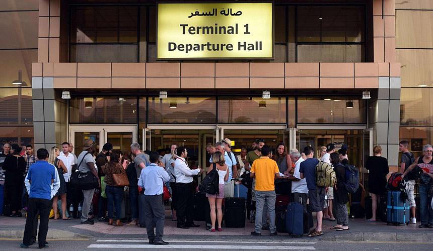 В аэропортах Египта обсуждают возвращение российских рейсов