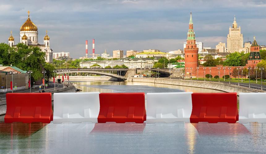 Москву-реку перекроют на время чемпионата мира...
