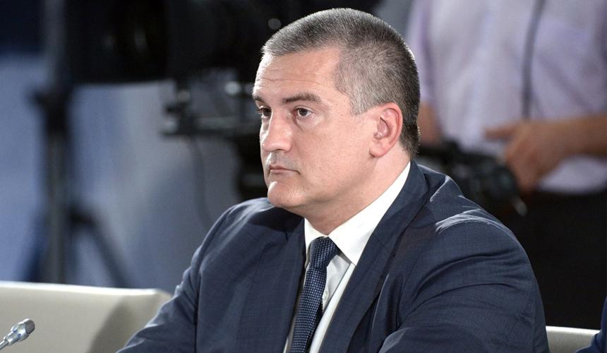 Аксенов назвал недопустимыми «задранные» цены вКрыму