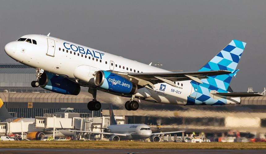 На кипрское направление выходит еще одна авиакомпания