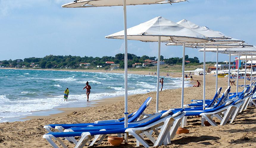 На греческом полуострове Пелопоннес появятся новые отели