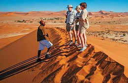 Намибия пустит российских туристов без виз