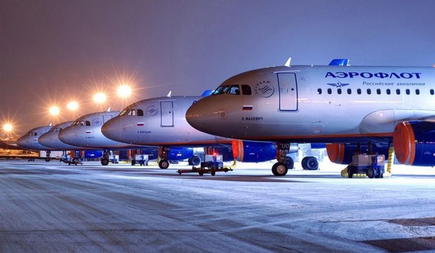 За задержку рейсов из США «Аэрофлоту» пригрозили звонком из правительства