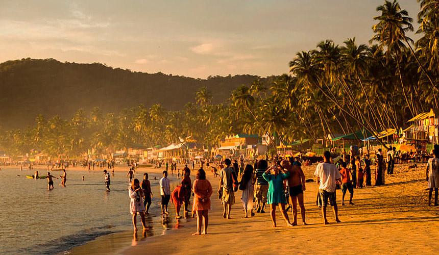 В Гоа хотят компенсировать туристам половину стоимости визы