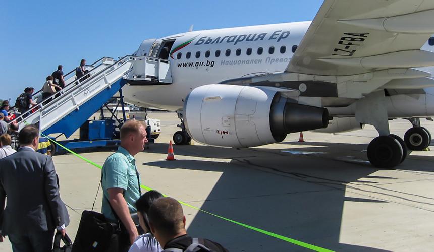 Генпрокуратура проверяет задержки рейсов компании Bulgaria Air