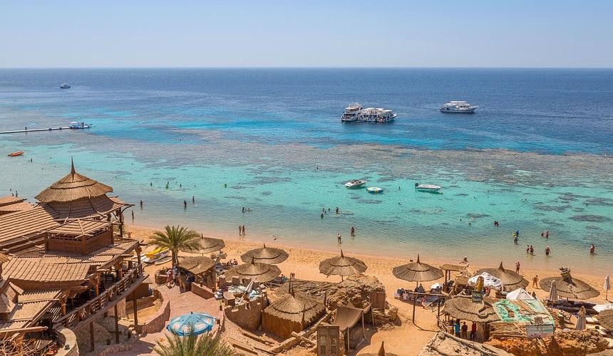10 тысяч россиян отдохнули в Египте этим летом