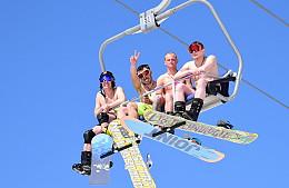 Новогодние каникулы на лыжах за 60 тыс. рублей!
