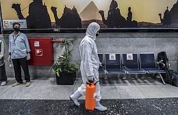 В Египте обеспокоены ростом заболеваемости коронавирусом