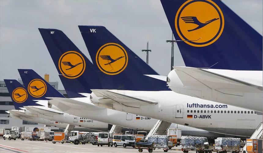 Авиакомпании группы Lufthansa будут выполнять чартерные рейсы вгородаЧМ