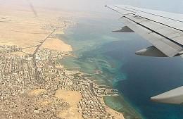 Россия снимает ограничения на регулярные и чартерные рейсы в Шарм-эль-Шейх и Хургаду