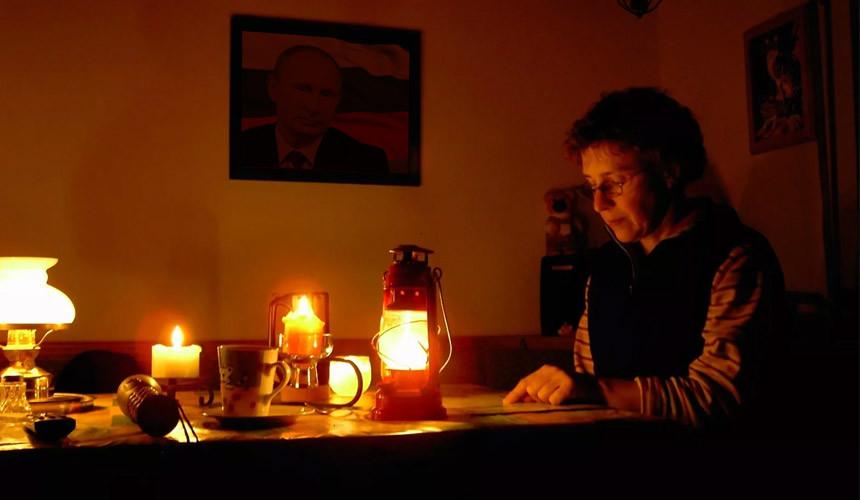 Крым оказался во власти непогоды