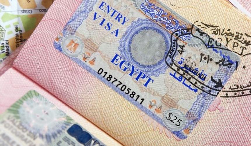 В Египте обсуждают отмену виз для российских туристов