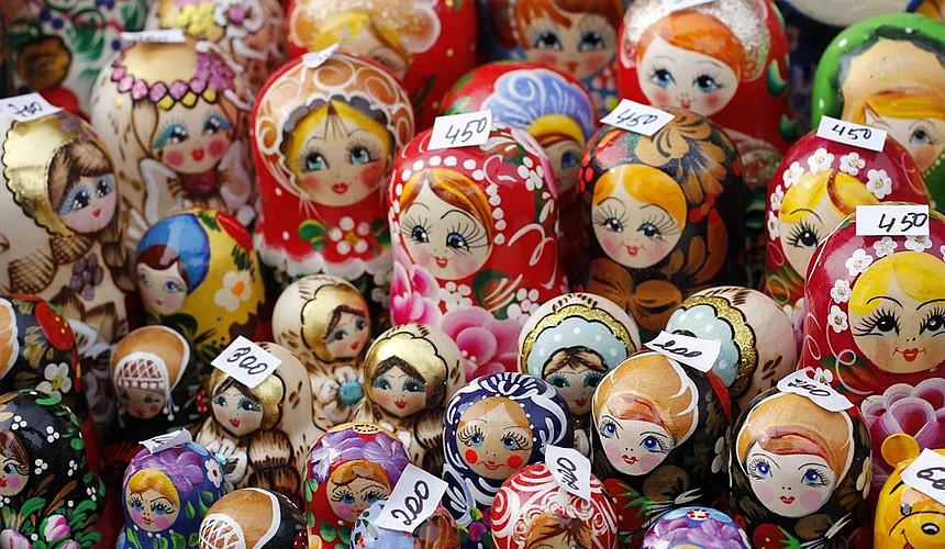 Иностранцы в Москве совершают импульсивные покупки