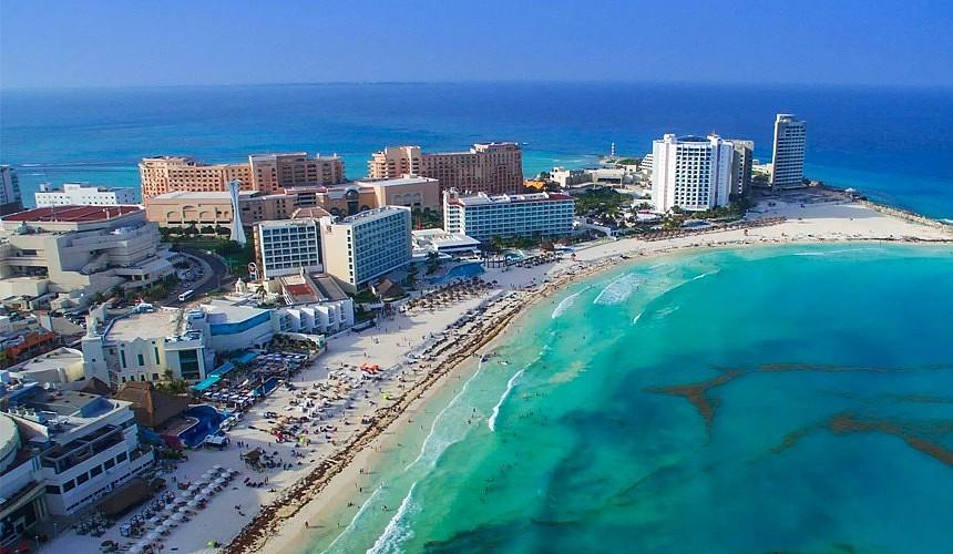 Российские туристы получат возможность добраться в Канкун с одной пересадкой