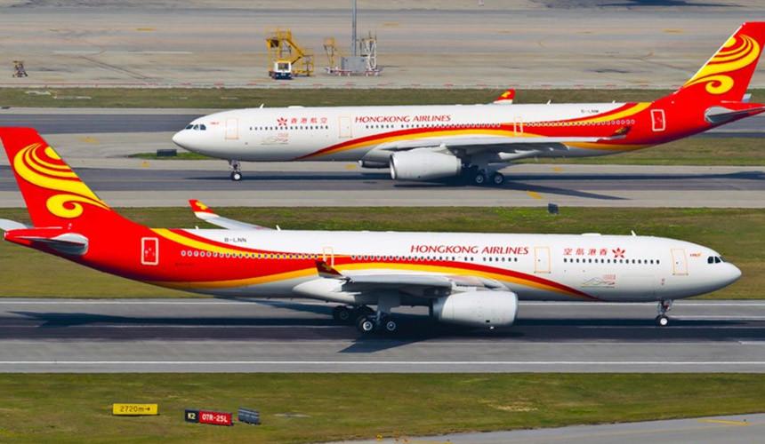 Hong Kong Airlines возобновляет прямые рейсы из Гонконга в Москву