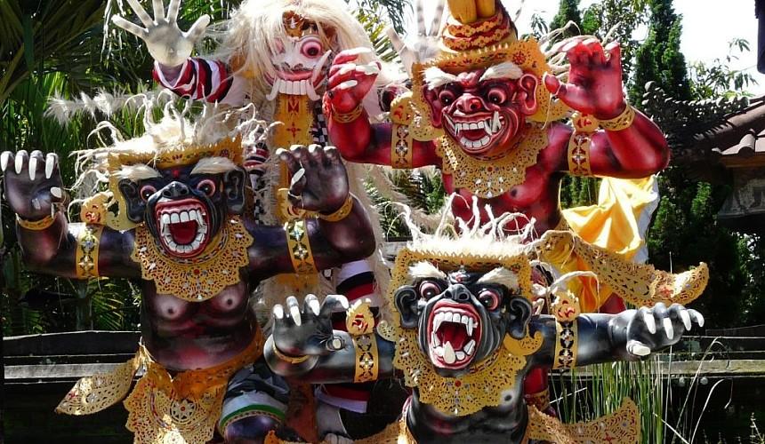 Классика жанра - Новый год на Бали дешевле 100 тыс. руб!