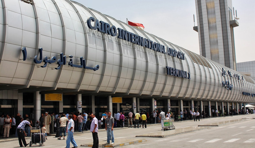 Минтранс закончил проверку авиабезопасности в аэропорту Каира