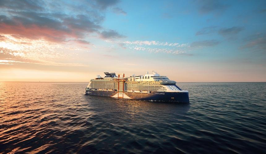 Celebrity Cruises раскрывает секреты Celebrity Apex