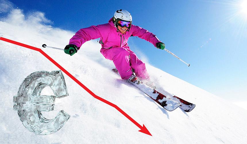 Евро ниже – готовим лыжи!