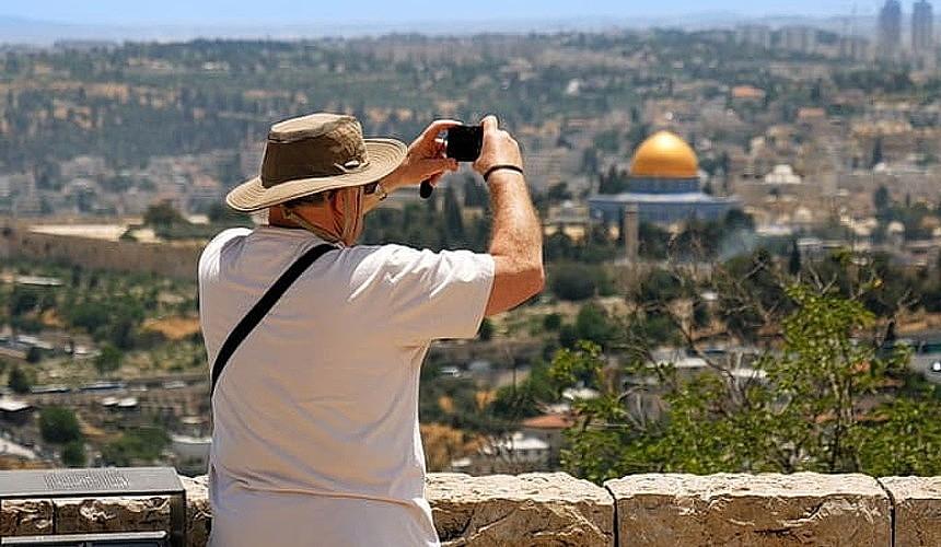 Израиль разрешил въезд иностранным гражданам
