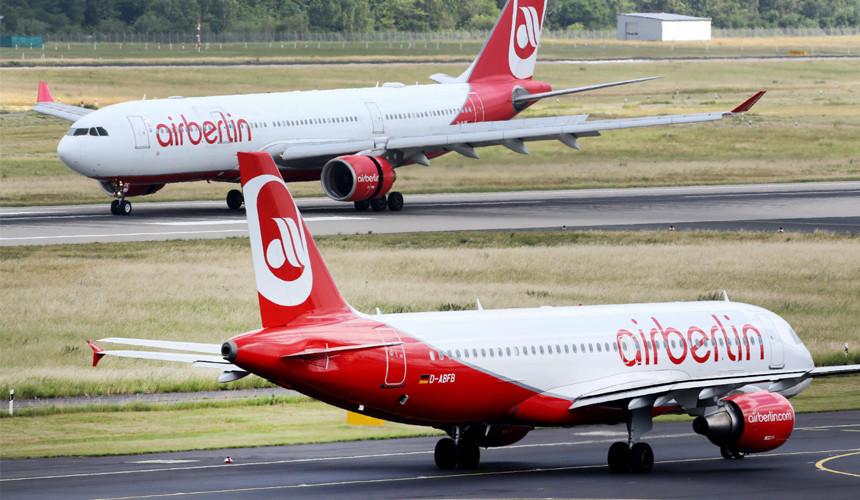 Air Berlin объявила о банкротстве