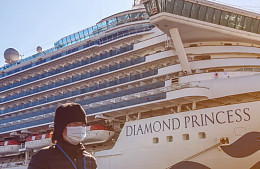 Консульство в срочном порядке вывезет россиян с лайнера Diamond Princess