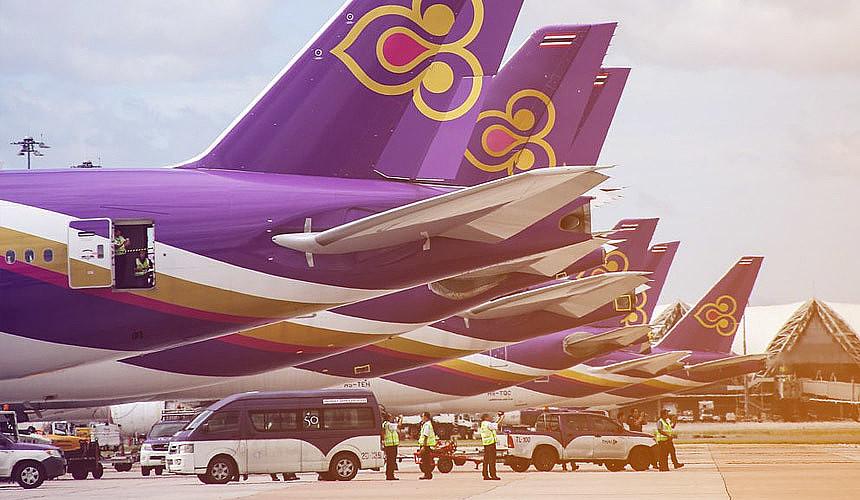 Thai Airways перестанут летать из Москвы в Бангкок с 1 июня