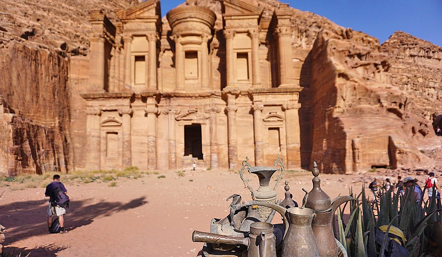 Туры в Иорданию на конец января продаются очень выгодно