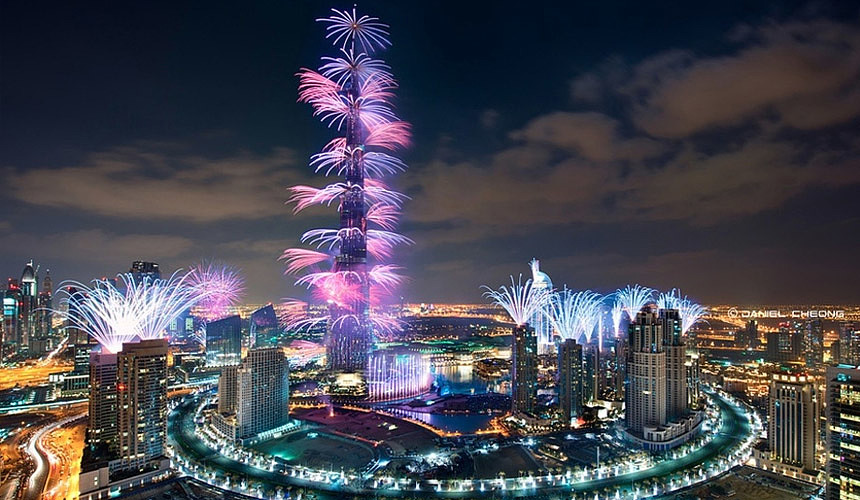 Новогодние туры в ОАЭ за год не подорожали