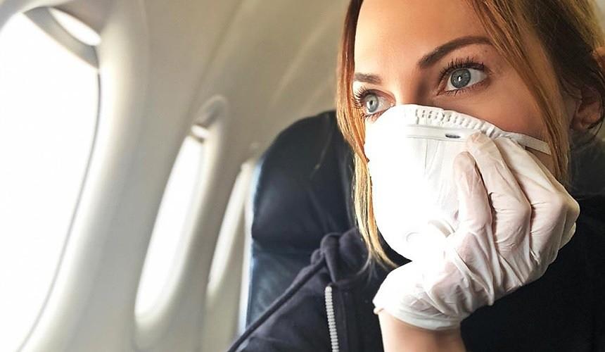 Новые правила «Аэрофлота»: измерил температуру, надел маску, перчатки, и «добро пожаловать на борт!»