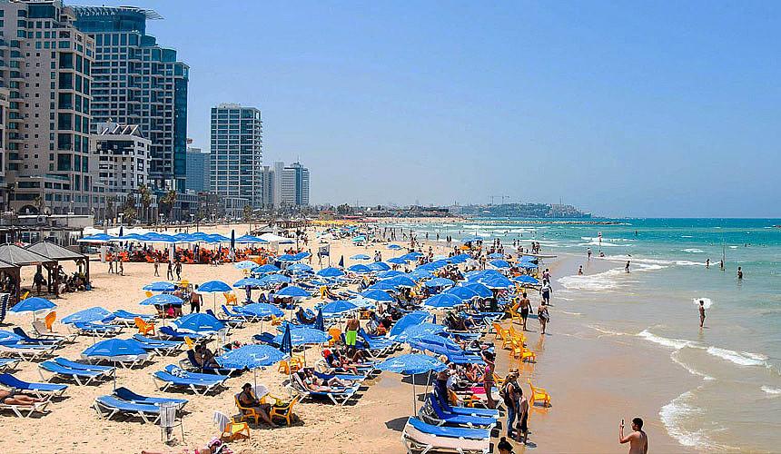 Восьмидневные туры в Израиль продаются за 18 тыс. руб.