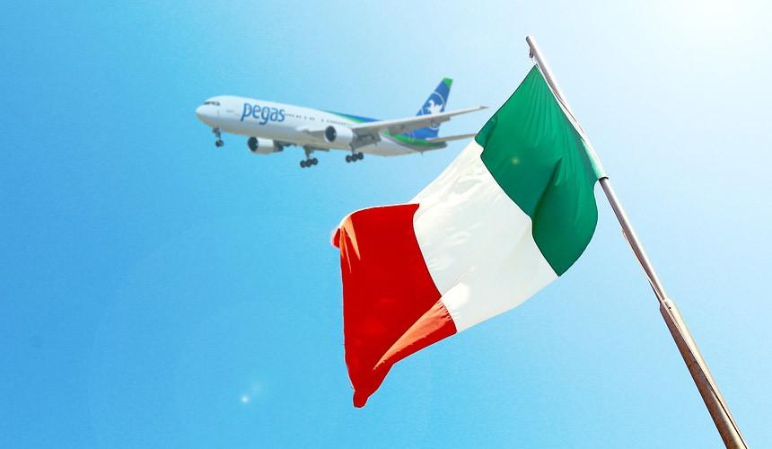 Туроператоры констатируют переизбыток перевозки на итальянском направлении