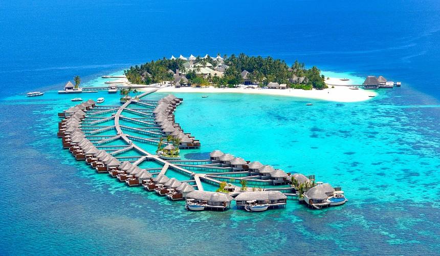 Новогодний круиз на Мальдивы предлагается за 30 тыс. руб.