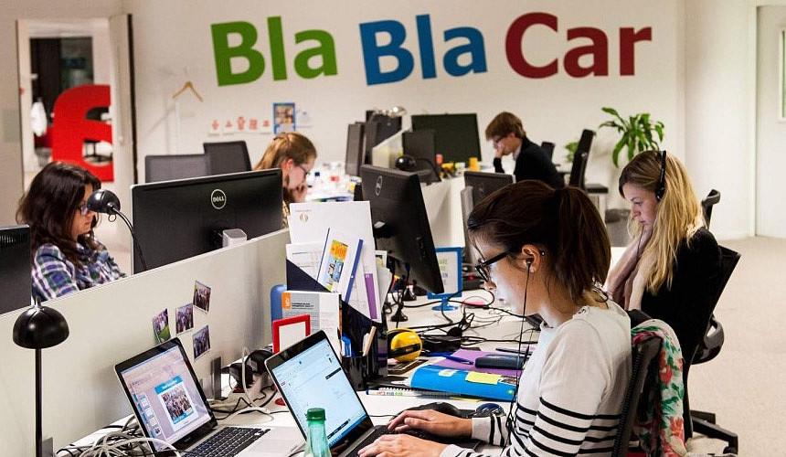 BlaBlaCar станет платным для пассажиров