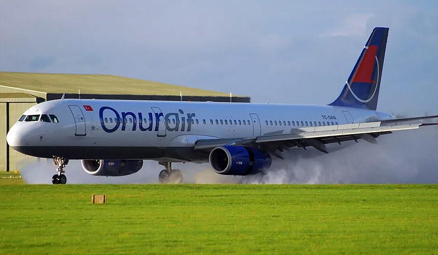 Туроператоры оптимизируют программы на Onur Air в Турцию
