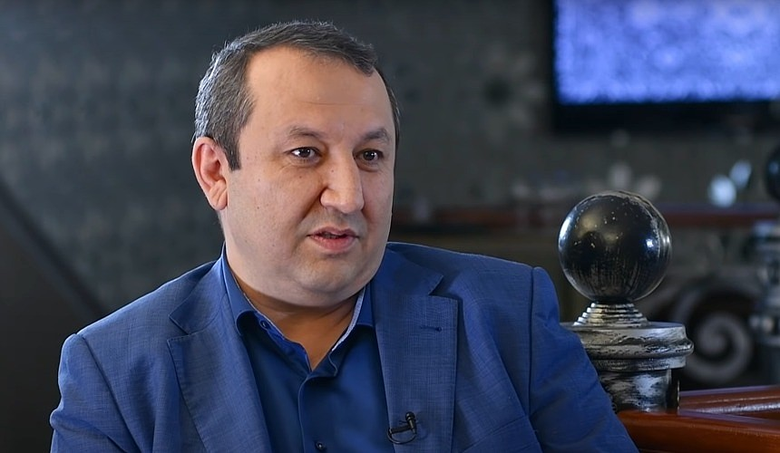 Rashad Mammadov an Reiseveranstalter:
