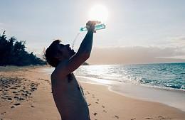 В Крыму ждут жару до +38