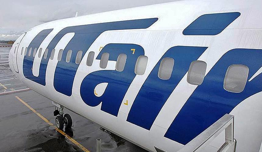 Авиакомпания Utair пожаловалась на Росавиацию в ФАС