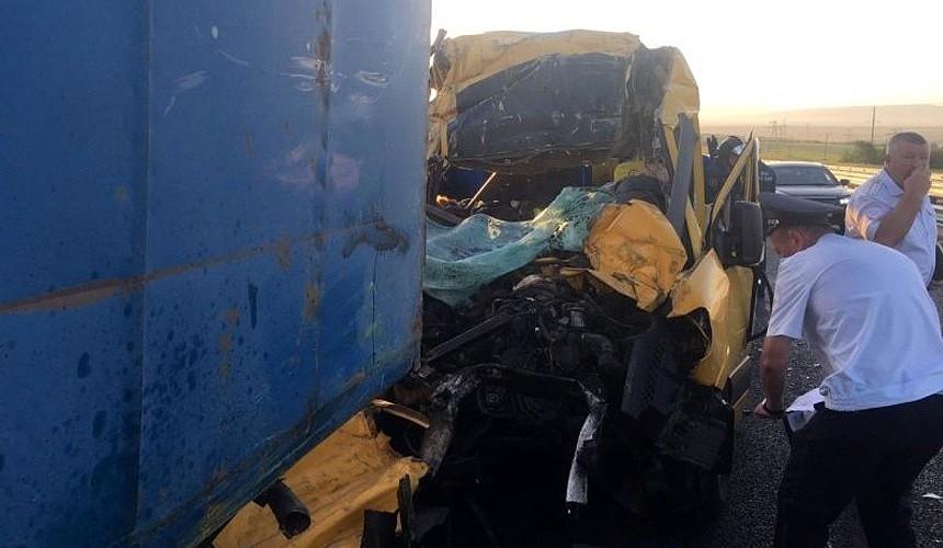 Touristen, die auf der Krim Urlaub machten, starben bei einem Verkehrsunfall