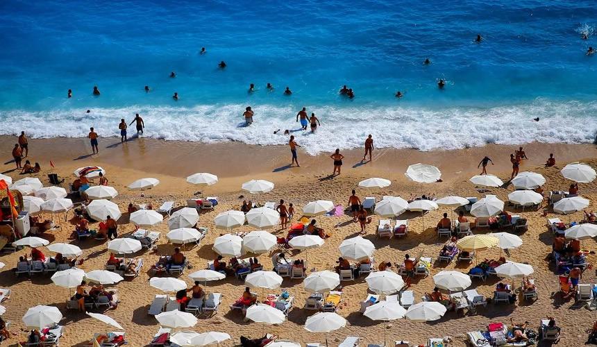 В Турции и Греции – лето. Надолго ли?
