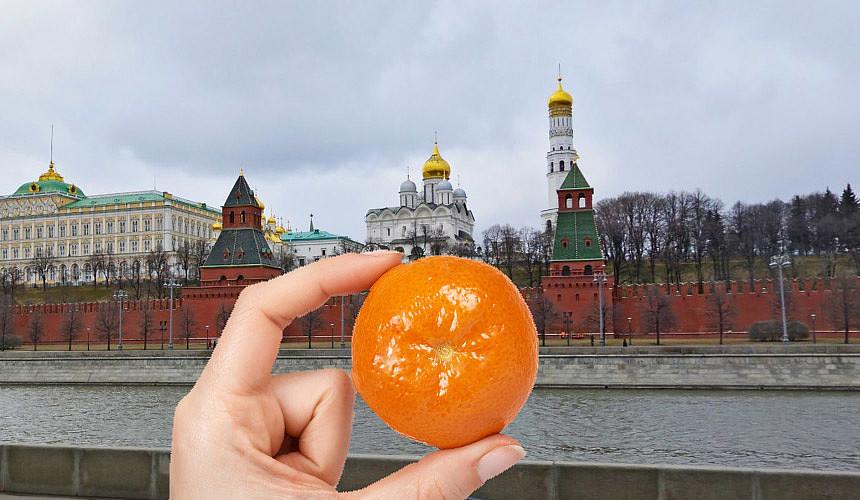 Напротив Кремля появится «Мандарин»