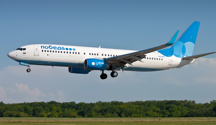 Из Москвы в Берлин вновь можно долететь дешево