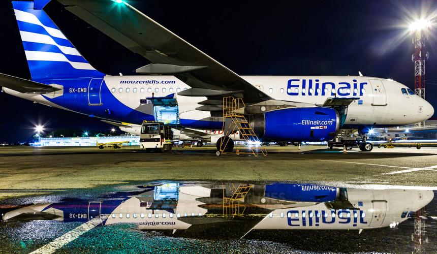 Сбои в расписании Ellinair из-за поломки самолета продолжаются